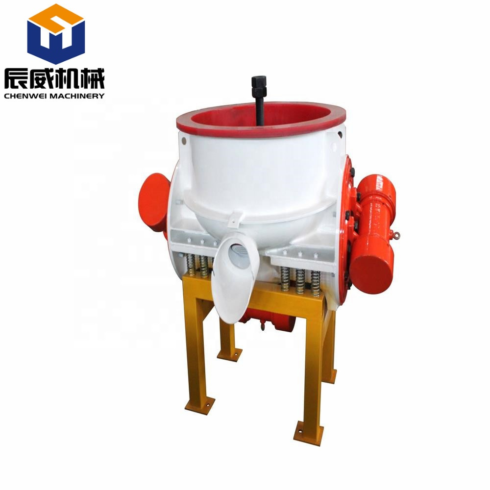 Wear-resistant round polishing machine for ore grindin