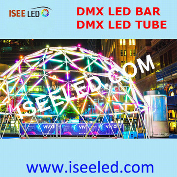 Music Sync DMX Triangle LED Stage Bar Light