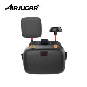 HD FPV Goggles  With Built-in DVR