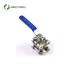 Wholesales irrigation factory directly GB titanium ball valve