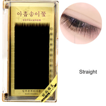 Private Label Fake Mink Eyelash Extensions