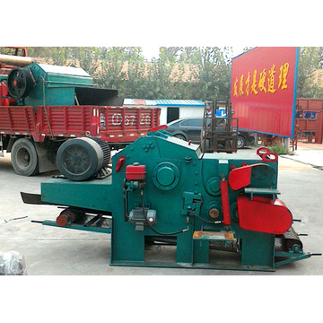 Drum wood chipper/wood shredder/wood chipping machine