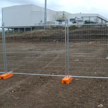 2.1m Australia Standard Construction Site Temporary Fencing