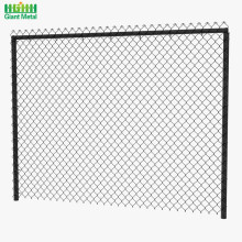 Chain Link Fence Panels Sale PVC Chain Link Fence
