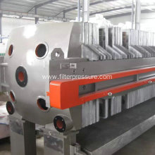 Automatic  Sugar Syrup Chamber Membrane Filter Press