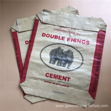 pp ad star cement bag price