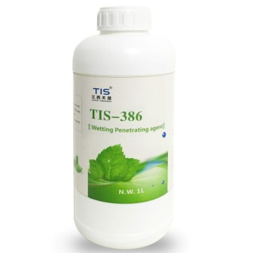 Silicone Surfactant Agricultural Spray Adjuvant TIS-386