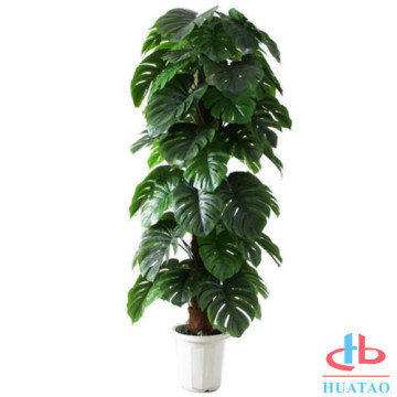 Artificial plant potted for garden decoration