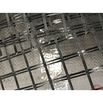 Knitted and PVC Coated Polyester Geogrids