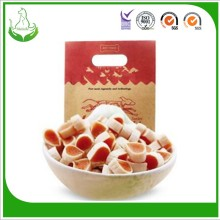 New Product for Dry Dog Treat,Dog Treats,Raw Dog Food Manufacturers and Suppliers in China natural dried dog snacks chicken and cod sushi export to Spain Manufacturer