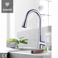Single handle kitchen taps mixer pull-down kitchen faucet