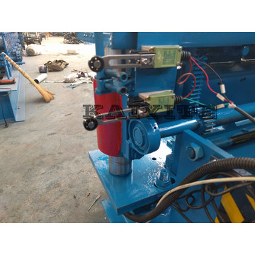 Double Deck Roof And Wall Tile Making Machine