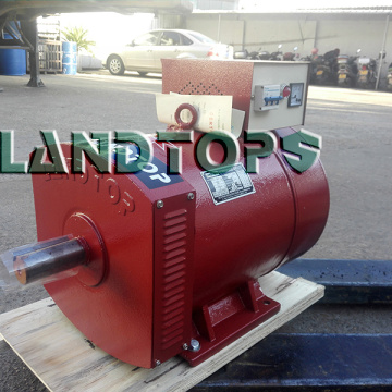 Manufacturer of for China ST Series Single Phase Alternator,Single Phase AC Generator,Single Phase Ac Dynamo Supplier 220V ST Single Phase 10kva Generator Price supply to India Factory