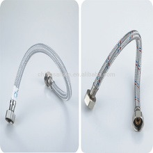 Stainless Steel Flexible Braided Hose For Kitchen Faucets