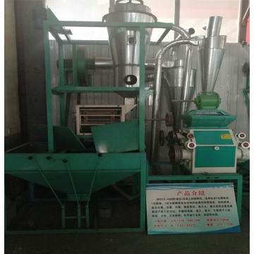 6FSZ-40 flour mill flour milling machine