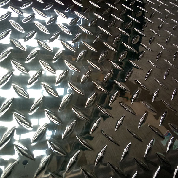 Aluminum sheet and coil 3003 diamond price