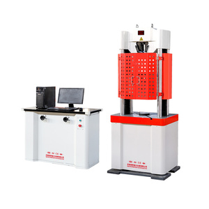 Steel Tensile Testing Machine