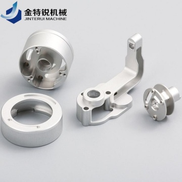 Aluminum parts cnc milling factory