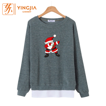 Hot Sale Christmas Trend Print Women's Sweatshirts