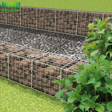 Good Quality Galvanized Welded Wire Gabion Mesh