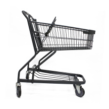 heavy duty metal trolley baskets with wheels