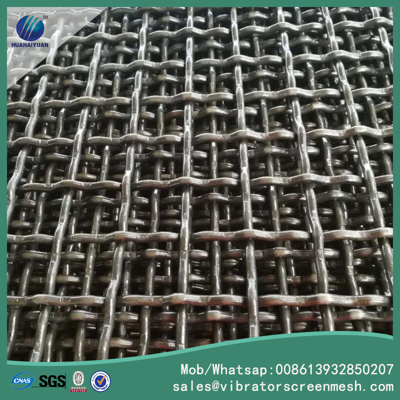 Sand Gravel Mesh For Quarry Vibrating Screen 3