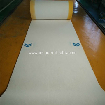 Needle Cardboard Conveyor Belt with Teflon Edge