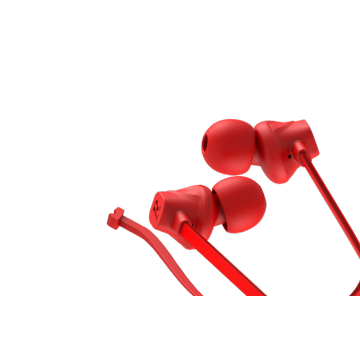 Stereo hot sale in ear neckband earphone