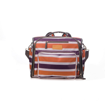 Backpack And Crossbody Diaper Bag