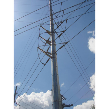 Electric Power Tubular Pole