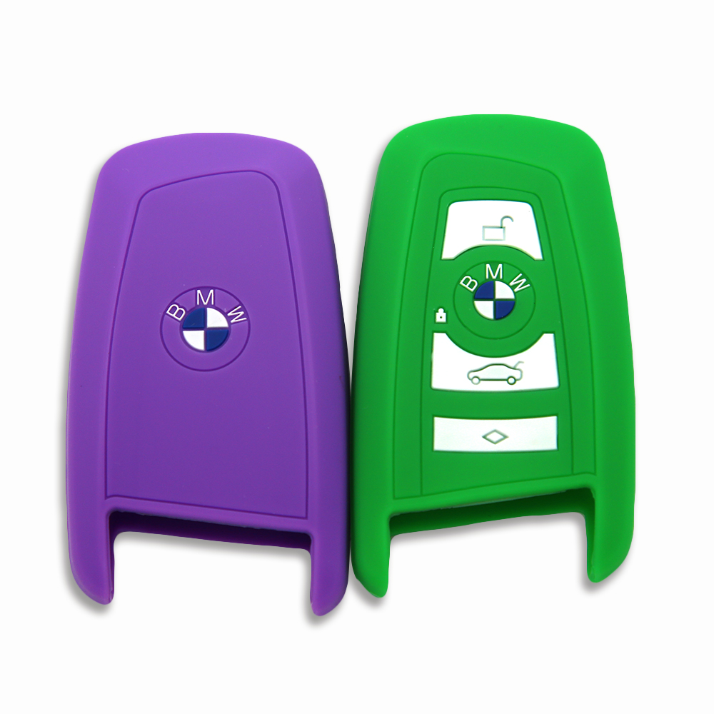 BMW car key silicone case 3
