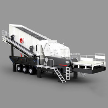 Factory made hot-sale for Mobile Crusher Plant Moibile Impact Crushing Plant For Sale supply to Turks and Caicos Islands Supplier
