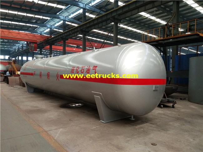 30MT ASME Bulk LPG Tanks