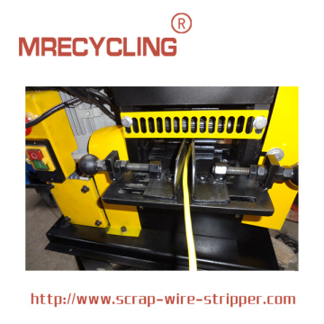 ginamit na wire wire stripping machine