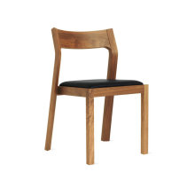 Profile dining chair for restaurant chair
