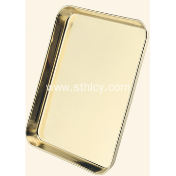 Stainless Steel High Color Tray