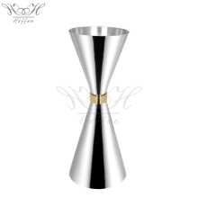 China Gold Supplier for Bar Jigger,Cocktail Jigger,Stainless Steel Jigger Manufacturer in China 30ml/60ml  Stainless Steel Japanese Style Cocktail Jigger supply to Poland Supplier