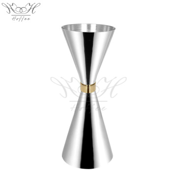 Customized Supplier for Bar Jigger 30ml/60ml  Stainless Steel Japanese Style Cocktail Jigger export to France Supplier