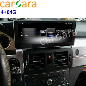 Best Quality for Mercedes-Benz Car Multimedia System 4+64G  GLK 08-12 Radio Facelift 10.25 Inch export to Qatar Supplier