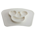 baby bowl suction silicone placemat for kids