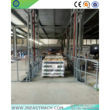 Discount Price Pet Film for Warehouse Lift Platform 0.5t 10m Hydraulic Elevator Electric Warehouse Cargo Lift supply to Chad Importers