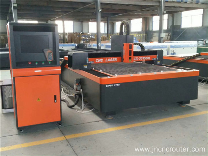 steel cutting fiber laser cutting machine jinan
