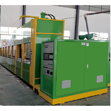 Vacuum Foaming Moulding Automatic Machine