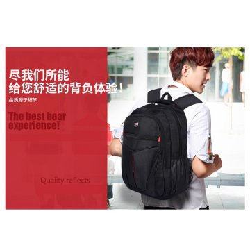 Large capacity backpack for high school students backpack