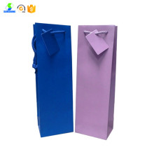 Multi-color handle gift bags