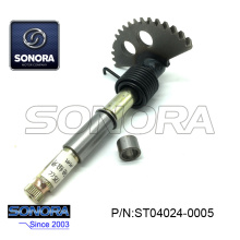 Professional for Scooter Kick Start Gear GY6 125 Kick Start Shaft Gear 169MM (P/N:ST04024-0005) Top Quality export to Netherlands Supplier