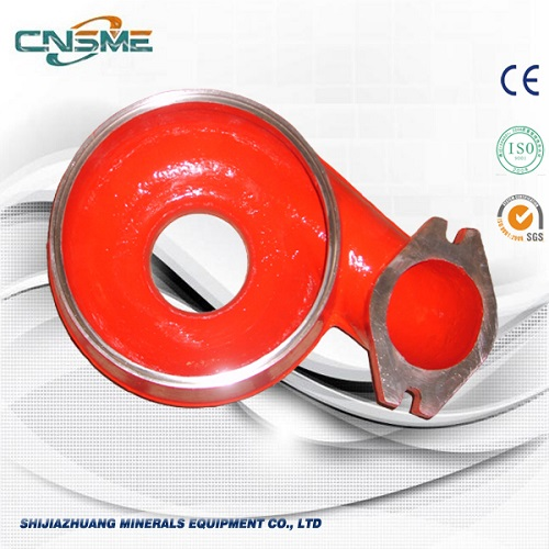 NI-HARD Slurry Parts for Submersible Sand Pumps