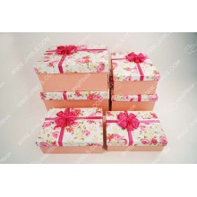 Gift box company luxury Mother's day packing box
