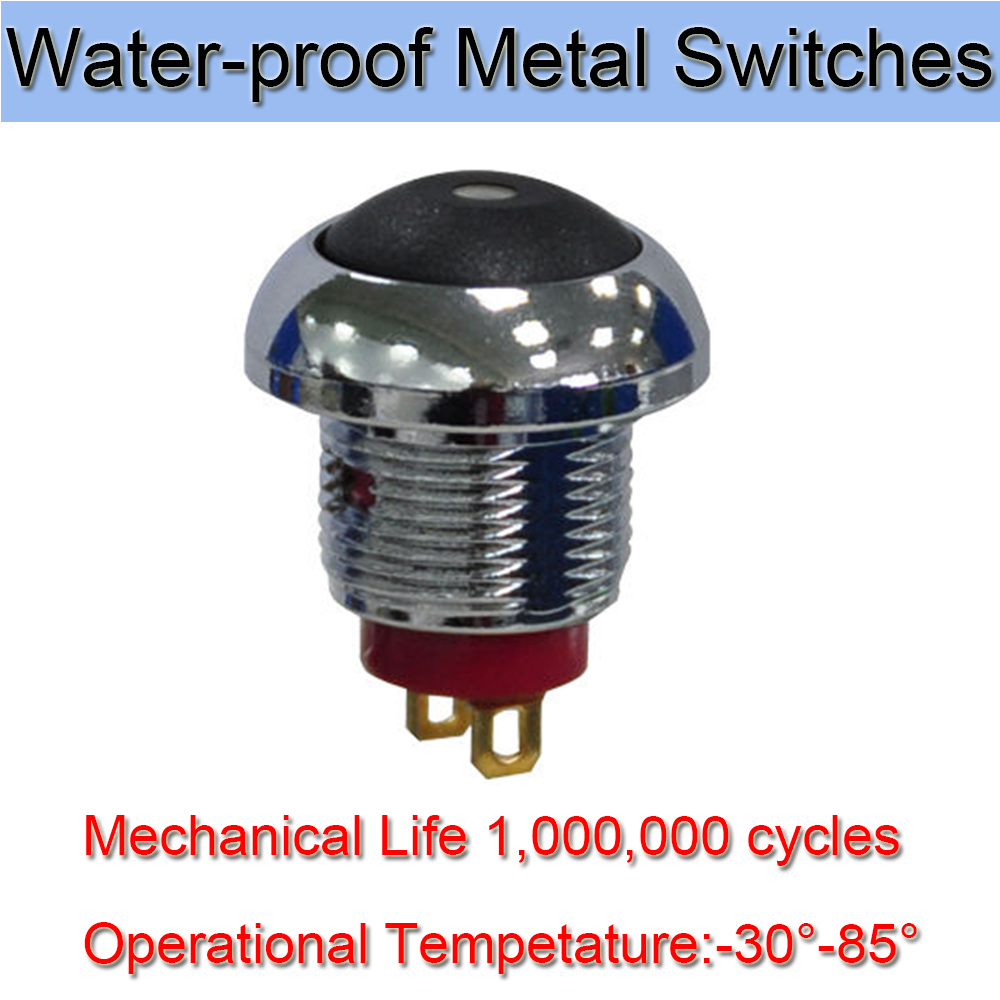 Water-proof Metal Switches
