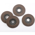 Calcined Aluminum Abrasive Brown Flap Disc Fiberglass Back